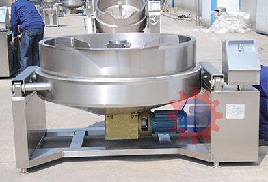 Equipment Focus: Steam Kettle