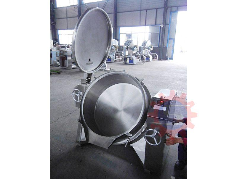 Rice boiling pot