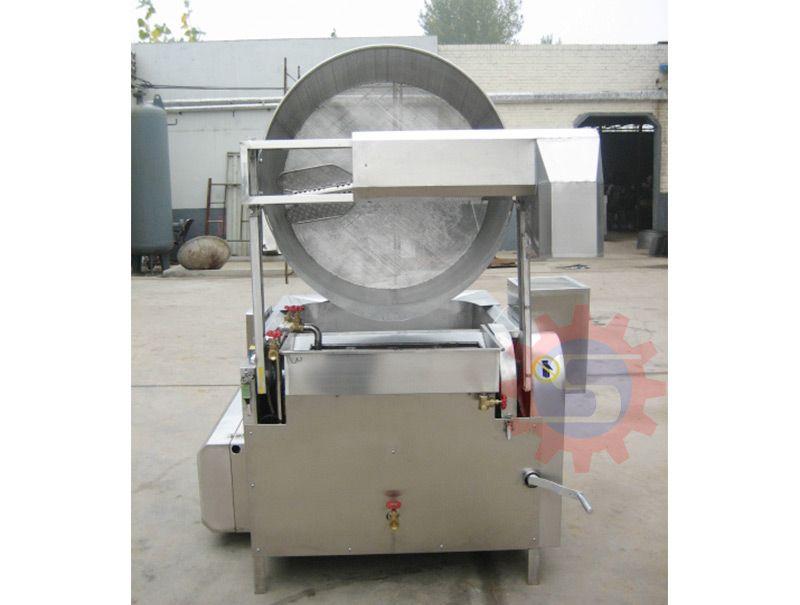 Industrial gas fryer