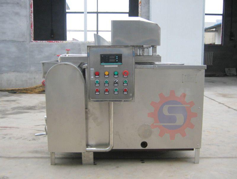 Industrial beans fryer