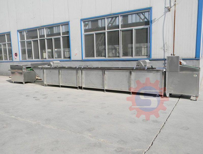 Pasteurization sterilize machine